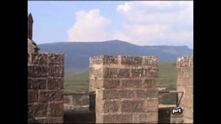 preview picture of video 'CASTILLO DE JAVIER (NAVARRA)'