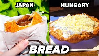 Eating Bread Around The World