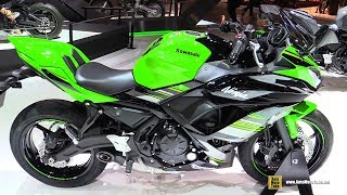 Kawasaki Ninja 650 Krt Edition 2018 ฟรวดโอออนไลน ดทว