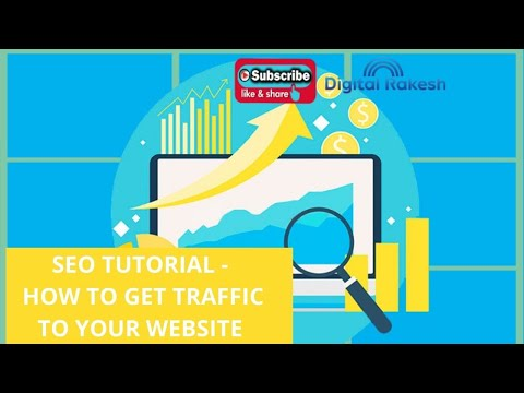 How to get traffic to your website