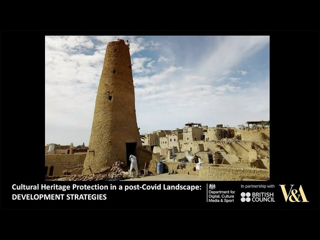 Cultural Heritage Protection in a post-Covid Landscape: Session 4: Development Strategies thumbnail