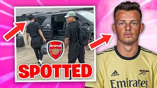 Ben White CONFIRMED In London Completing Arsenal Transfer!   Arsenal 4-1 Millwall Analysis!
