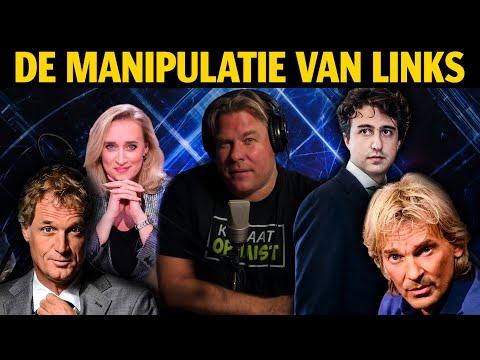 DE MANIPULATIE VAN LINKS - DE JENSEN SHOW #63