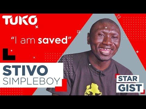 I am saved - Stivo Simple Boy | Tuko TV