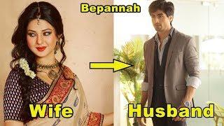 Real Life Love Partner Of Bepannah Actors | Jennifer Winget | Harshad Chopda