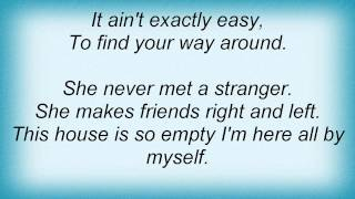 Joe Nichols - It's Me I'm Worried About Lyrics
