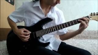 Arcturus - To Thou Who Dwellest in the Night (Guitar Cover)