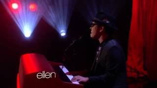 Bruno Mars  When I Was Your Man Live Best Version Ever!!