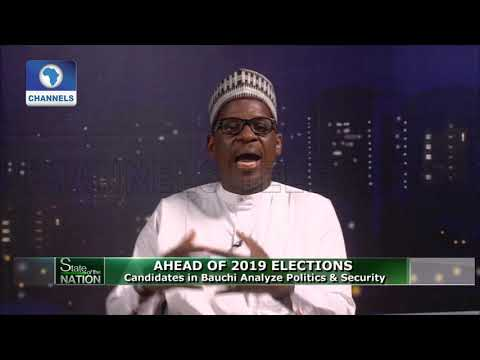 Governorship Candidates In Bauchi Analyse State Politics And Security Pt.1 |State Of The Nation|