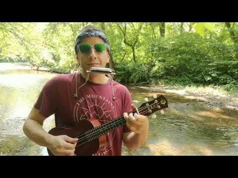 "A sample from my internet series, ""Creekside Ukulele"" - now featuring harmonica :)"