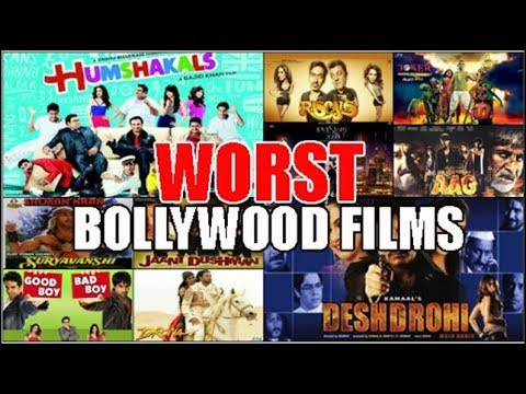Top 10 Worst Bollywood Films List : Movies so Bad They Are a Torture to Watch!