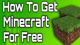 How To Get Minecraft In PC For Free | Working Multiplayer | Full Version | No MCLeaks