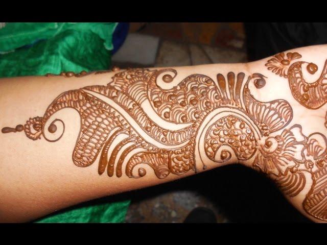 Mehndi Designs Ke : Henna mehndi ke design makedes