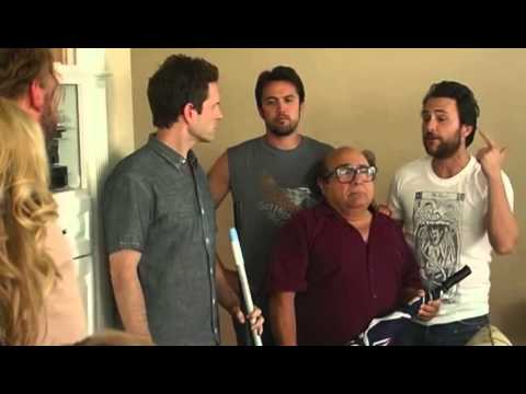 Its Always Sunny in Philidelphia - Squatter Home Owners