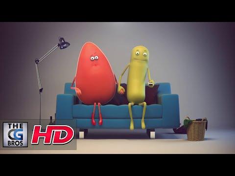 "CGI 3D Animated Short ""The Lucky Guy"" – by Ozgur Yildirim"