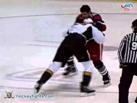Greg Amadio vs. Francis Wathier