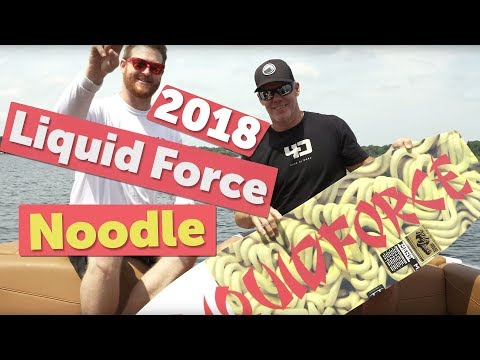 2018 Liquid Force Noodle Wakeboard Review