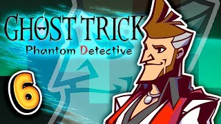 【 Ghost Trick: Phantom Detective 】 Phoenix Wright Ace Attorney Intermission! - Part 6
