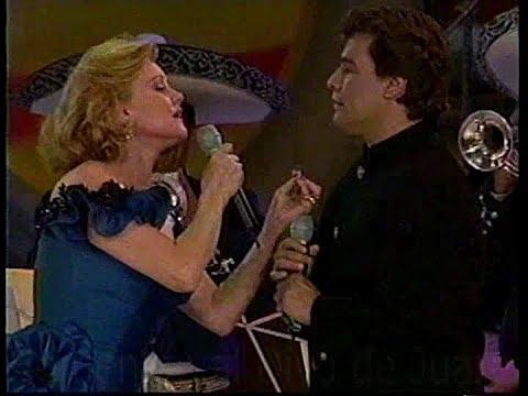 Juan Gabriel y Rocio Durcal El Destino en el  Festival Acapulco 97