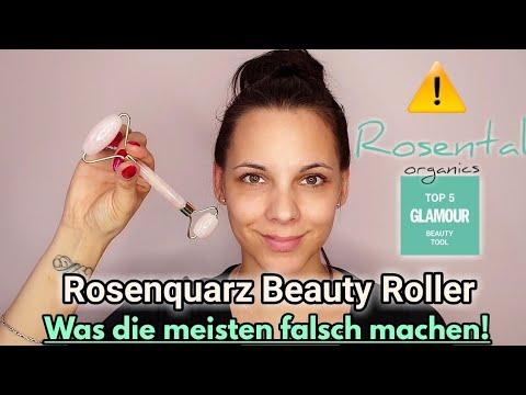 Das machen fast alle falsch ! 😯 | Rosenquarz Roller | How To | Rosental Organics | KATJA DANIEL