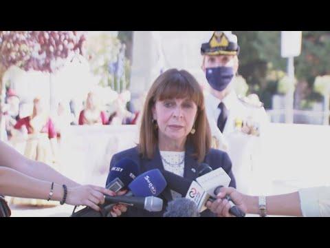 Επίσκεψη της ΠτΔ στην Τρίπολη για τις εκδηλώσεις για τα 200 χρόνια από την «Άλωση της Τριπολιτσάς»