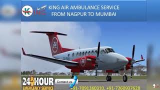 Get the Best King Air Ambulance in Patna and Delhi