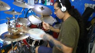 Sonata Arctica - 8th Commandment (drum cover)