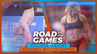 Road to the Games Ep. 18.04: Vellner & Wright—Regional Rollercoaster