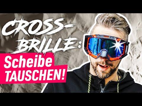 Crossbrillen-Scheibe TAUSCHEN!