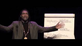 40 Years Of Hip Hop - KRS 1 Lecture