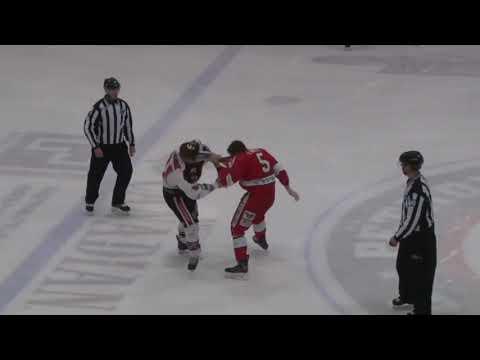 Sean O'Neill vs. David Lacroix