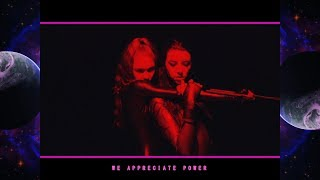 Grimes & HANA - We Appreciate Power (Lyric)