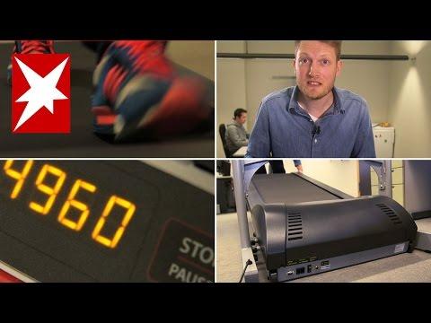 LifeSpan Treadmill Desk im Test: Der Laufbandschreibtisch ist der neue Bürostuhl