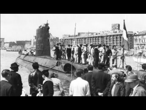 French submarine missing since 1968 located in Mediterranean