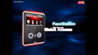 FaceStation Suprema - Mesin Absensi dan Akses Kontrol