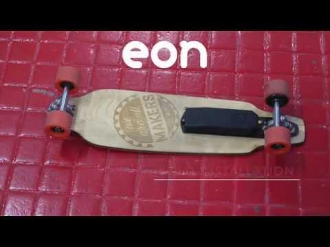 Éon Board: لتحويل لوح التزلج إلى لوح كهربائي