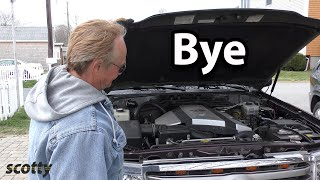 Saying Goodbye to My Favorite Vehicle