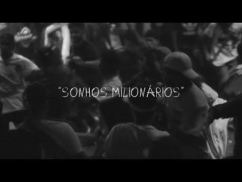Música Sonhos Milionários (Letra)