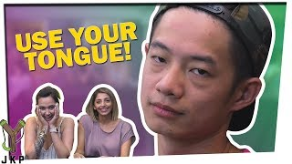 Music Monikers | Use Your Tongue!! | Ft Nikki Limo & Steve Greene