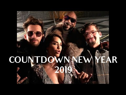 Lali Espósito video Lali en el Countdown - New York - Diciembre 2018