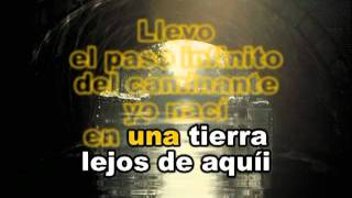 Joe Arroyo / El Caminante [ Karaoke Discos Fuentes ]