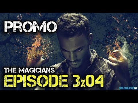The Magicians 3.04 (Preview)