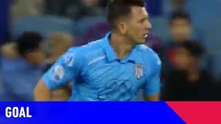 SCHITTERENDE GOAL Brahim Darri ? | Vitesse - Heracles Almelo (06-11-2016) | Goal