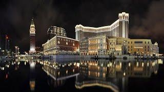 МЕГА казино .ВЕНЕЦИЯ В ЛАС-ВЕГАСЕ.Суперсооружения Лас-Вегаса