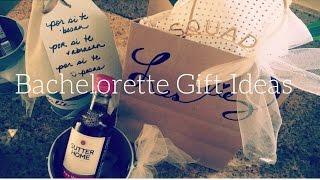 DIY- Bachelorette Gift Ideas