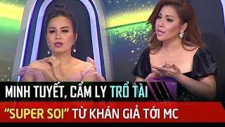 Cẩm Ly, Minh Tuyết - 2 thánh soi mới nổi của Showbiz Việt | Ca Sĩ Thần Tượng