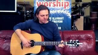 Jak vznikla píseň Hoden je beránek (Píseň spasených)