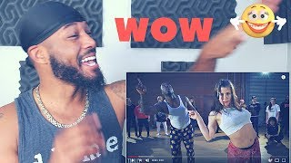 Rihanna   Cockiness   Choreography by Willdabeast Adams & Janelle Ginestra (Reaction)
