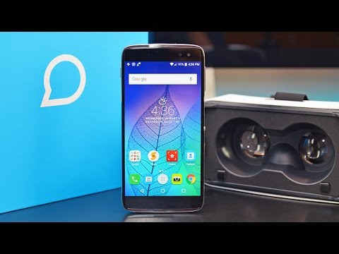 Alcatel Idol 4s: Unboxing & Review