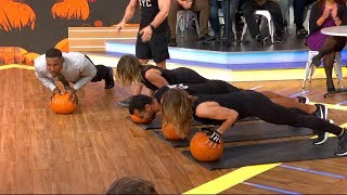Spice Up Your Workouts with Pumpkins